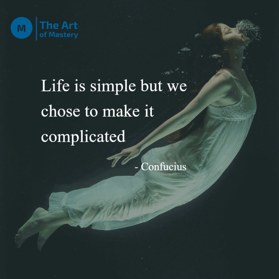 Confucius quote on life