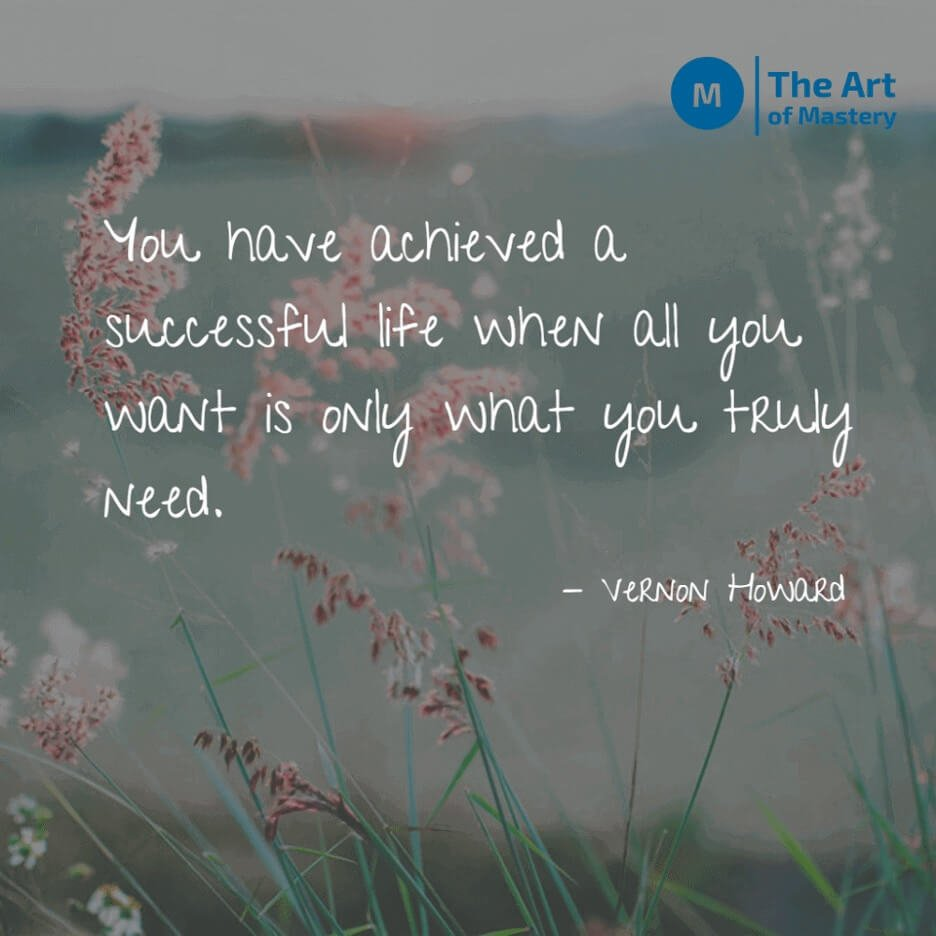 vernon howard quote