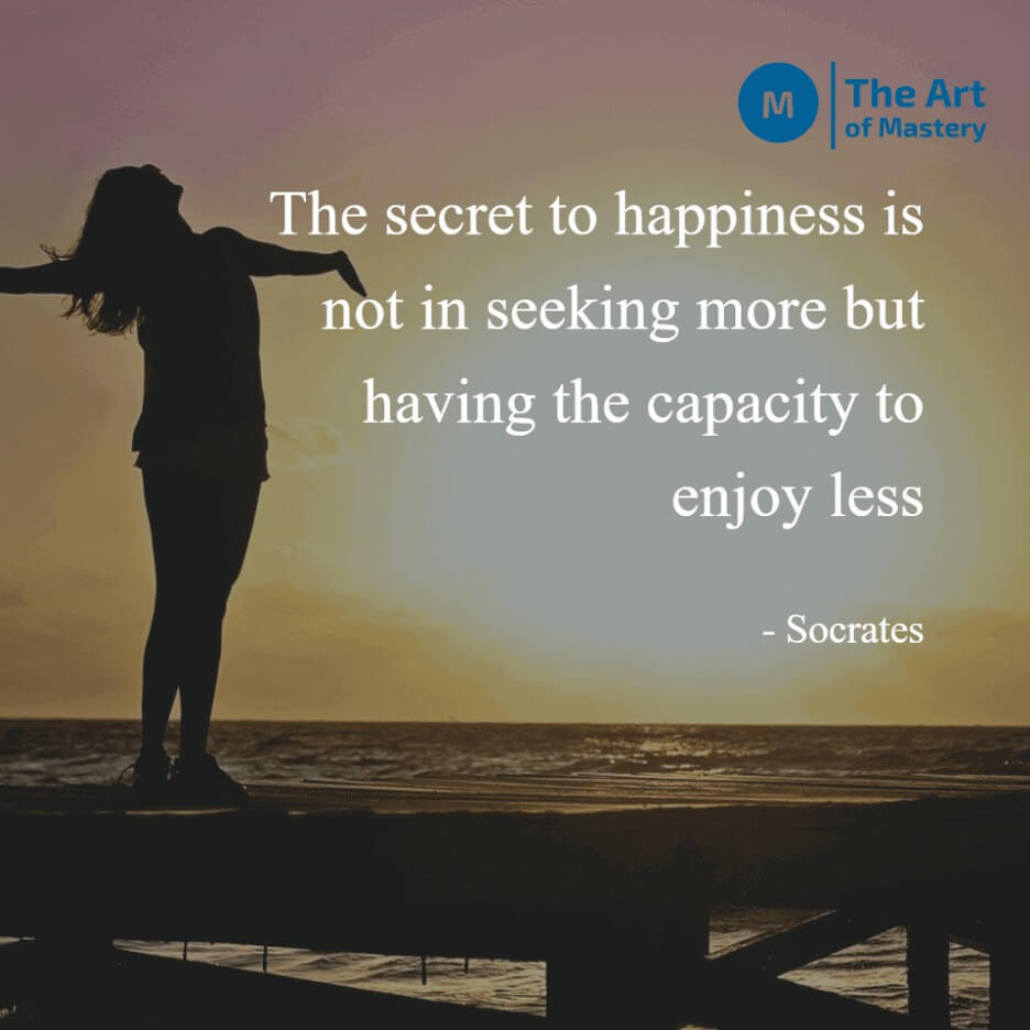 quote on happiness by socrates