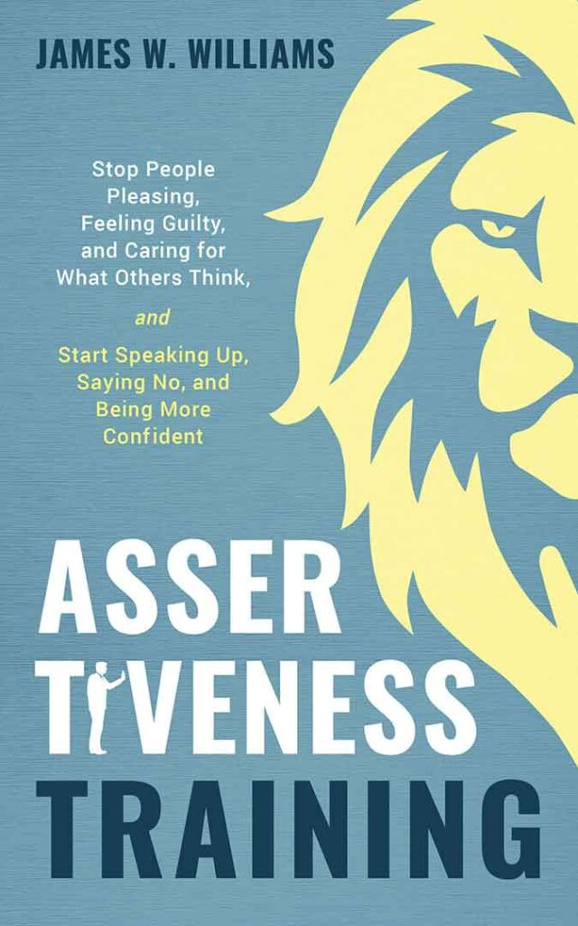 Assertiveness training book by James W. Williams