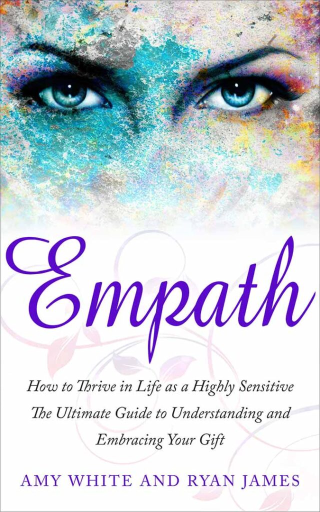 Empath book by Amy White