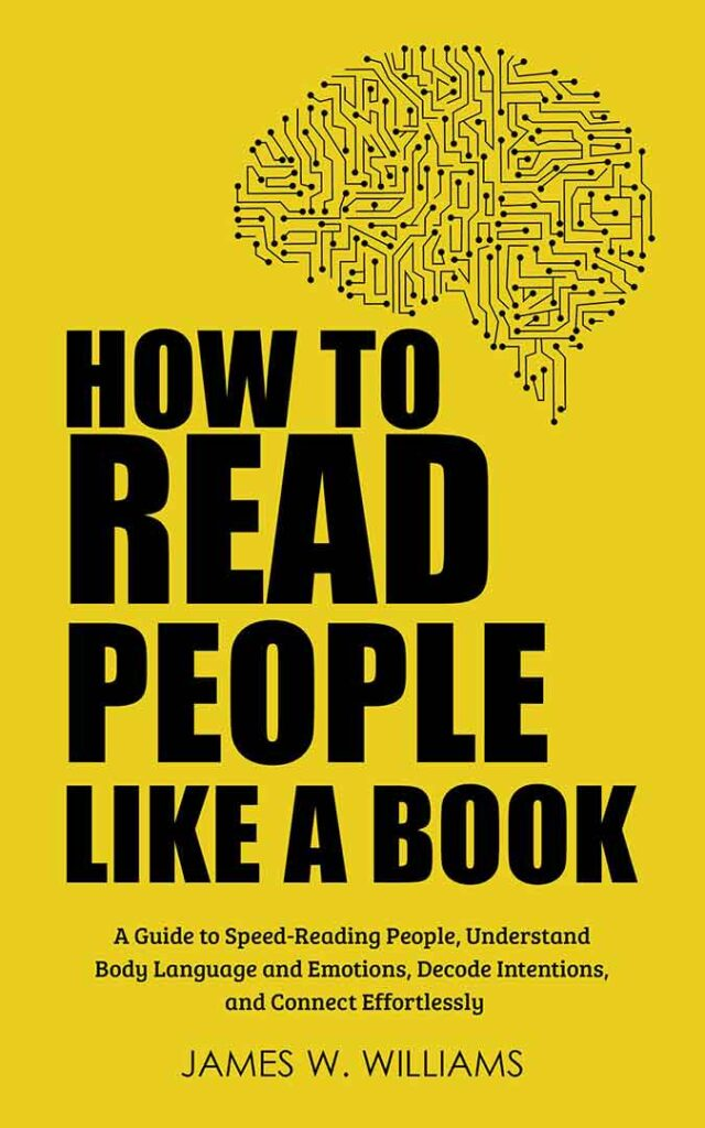 How to read people like a book cover