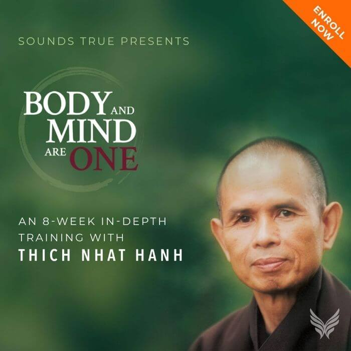Body and Mind Are One by Thich Nhat Hanh - Meditation course online