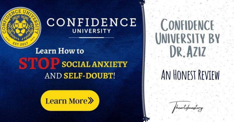 Confidence University by Dr. Aziz - An Honest Review