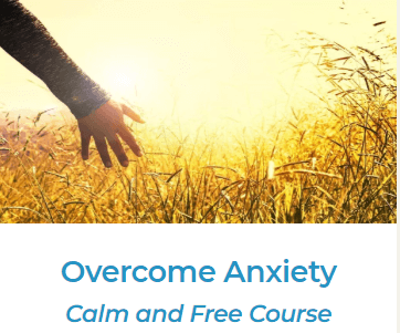 Calm and Free Course - Overcome Anxiety