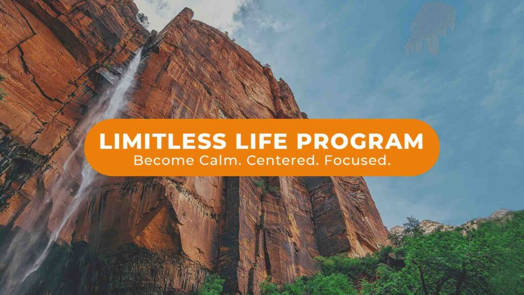 Limitless Life Program - Meditation Course Online