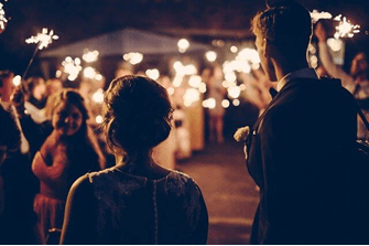 Young couple on prom - paragraphs for her