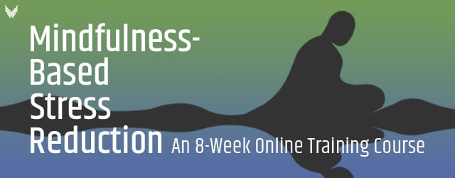 Mindfulness-based stress reduction - meditation course online