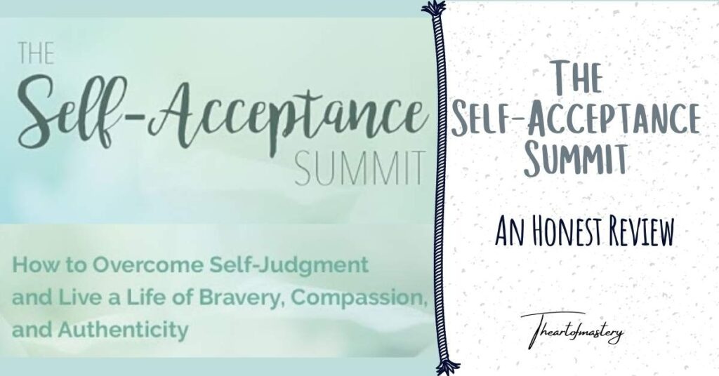 The Self-Acceptance Summit – Read Before You Buy