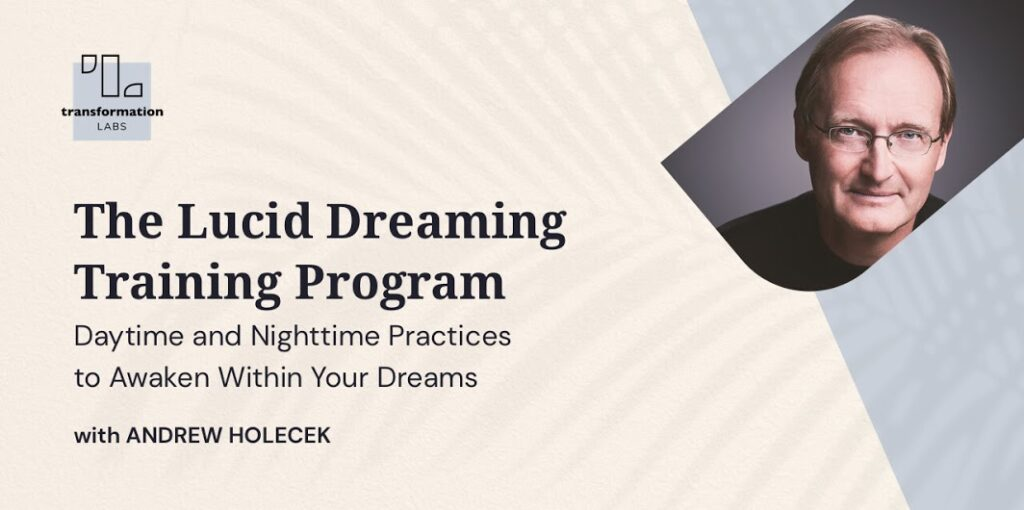 Lucid Dreaming Training Course